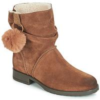 Παπούτσια Κορίτσι Μπότες André NOLA Brown