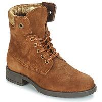 Παπούτσια Κορίτσι Μπότες André KATE Camel