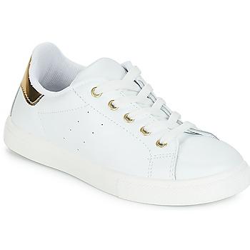 Xαμηλά Sneakers André TAMARA ΣΤΕΛΕΧΟΣ: Δέρμα & ΕΠΕΝΔΥΣΗ: Ύφασμα & ΕΣ. ΣΟΛΑ: Δέρμα & ΕΞ. ΣΟΛΑ: Καουτσούκ