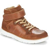 Παπούτσια Αγόρι Μπότες André TOM Cognac