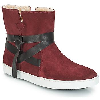 Παπούτσια Γυναίκα Μπότες André ALTHEA Bordeaux