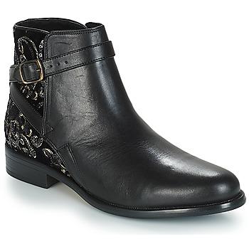 Παπούτσια Γυναίκα Μπότες André CAVIAR P Black