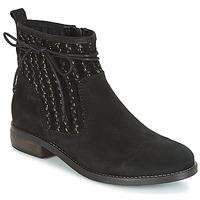 Παπούτσια Γυναίκα Μπότες André MEXICA Black