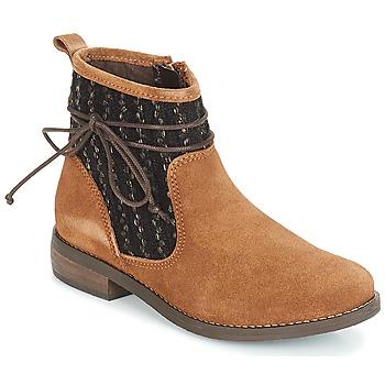 Παπούτσια Γυναίκα Μπότες André MEXICA Brown