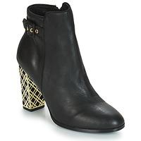Παπούτσια Γυναίκα Μποτίνια André SOIR Black