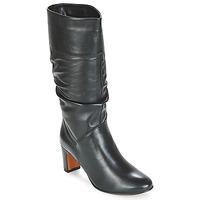 Παπούτσια Γυναίκα Μπότες για την πόλη André SARA Black
