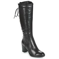 Παπούτσια Γυναίκα Μπότες για την πόλη André OPALE Black