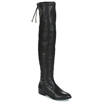 Ψηλές μπότες André DANDY ΣΤΕΛΕΧΟΣ: Δέρμα και συνθετικό & ΕΠΕΝΔΥΣΗ: Ύφασμα & ΕΣ. ΣΟΛΑ: Ύφασμα & ΕΞ. ΣΟΛΑ: Καουτσούκ