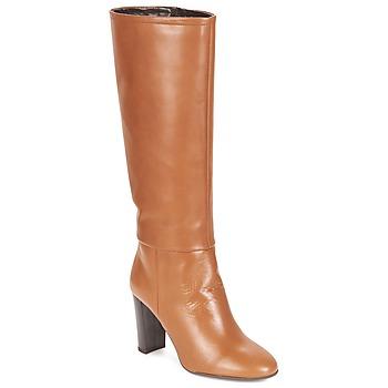 Παπούτσια Γυναίκα Μπότες για την πόλη André YOLANDA Camel