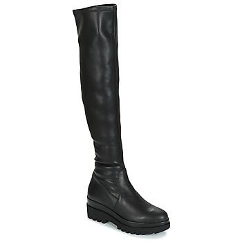 Παπούτσια Γυναίκα Ψηλές μπότες André SPICY Black