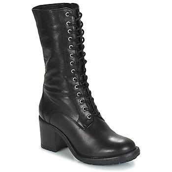 Παπούτσια Γυναίκα Μπότες για την πόλη André DARK Black