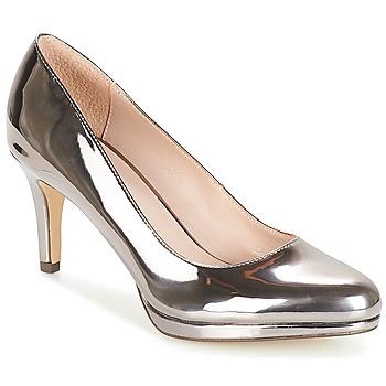 Παπούτσια Γυναίκα Γόβες André CRYSTAL Argenté