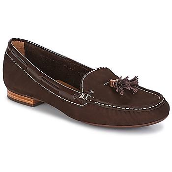 Παπούτσια Γυναίκα Μοκασσίνια André DANY Brown