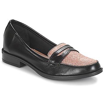 Παπούτσια Γυναίκα Μοκασσίνια André LONG ISLAND Black