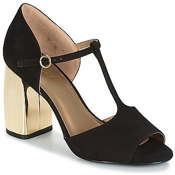 Παπούτσια Γυναίκα Σανδάλια / Πέδιλα André ELEONORE Black