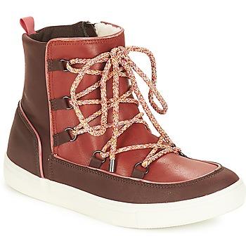 Παπούτσια Γυναίκα Μπότες André SNOW Brown