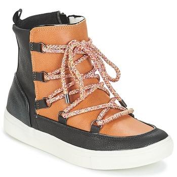 Παπούτσια Γυναίκα Μπότες André SNOW Camel