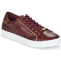Παπούτσια Γυναίκα Χαμηλά Sneakers André BERKELITA Bordeaux
