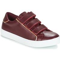 Παπούτσια Γυναίκα Χαμηλά Sneakers André CRICKET Bordeaux