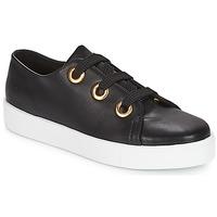 Παπούτσια Γυναίκα Χαμηλά Sneakers André SPIKE Black