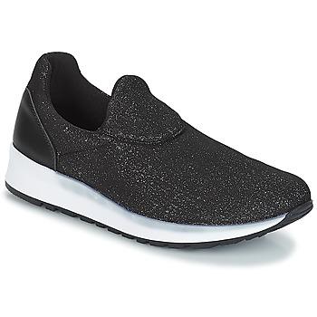 Παπούτσια Γυναίκα Slip on André RHINESTONE Black