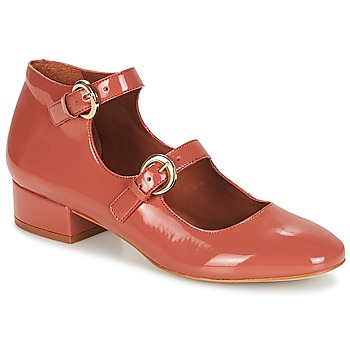 Παπούτσια Γυναίκα Μπαλαρίνες André GABIE Ροζ