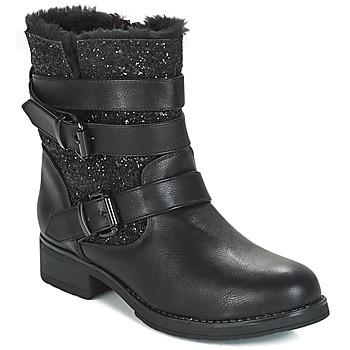 Παπούτσια Γυναίκα Μπότες André BRIGITTE Black