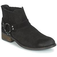 Παπούτσια Γυναίκα Μπότες André ELBA Black