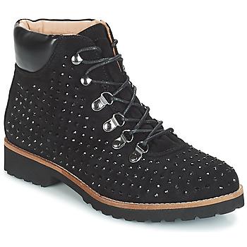 Παπούτσια Γυναίκα Μπότες André CALCEDOINE Black