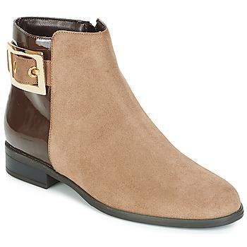 Παπούτσια Γυναίκα Μπότες André ELFIE Beige