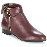 Παπούτσια Γυναίκα Μπότες André PIMENTO Bordeaux
