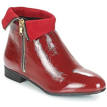 Παπούτσια Γυναίκα Μπότες André PIMENTO Red