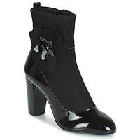 Παπούτσια Γυναίκα Μπότες για την πόλη André MAGDALENA Black