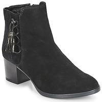 Παπούτσια Γυναίκα Μποτίνια André MISS Black