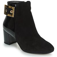 Παπούτσια Γυναίκα Μποτίνια André ESSRA Black