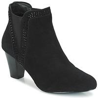 Παπούτσια Γυναίκα Μπότες André BRITANIE Black