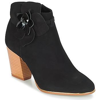 Παπούτσια Γυναίκα Μποτίνια André HEVA Black