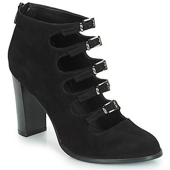 Παπούτσια Γυναίκα Μπότες André GAYA Black