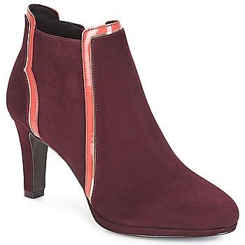 Παπούτσια Γυναίκα Μποτίνια André ERIKA Bordeaux