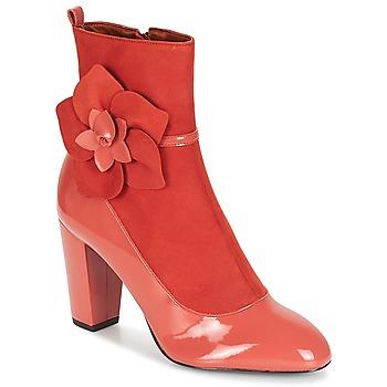 Παπούτσια Γυναίκα Μποτίνια André MAGDALENA Ροζ