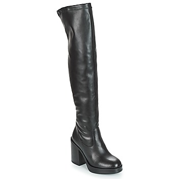 Παπούτσια Γυναίκα Ψηλές μπότες André JESSY Black