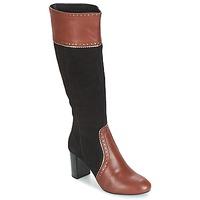 Παπούτσια Γυναίκα Μπότες για την πόλη André DOLORES Brown