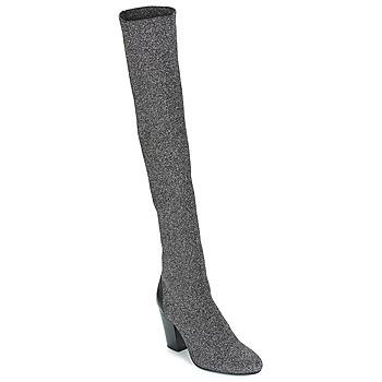 Ψηλές μπότες André CATWALK ΣΤΕΛΕΧΟΣ: Συνθετικό και ύφασμα & ΕΠΕΝΔΥΣΗ: Συνθετικό & ΕΣ. ΣΟΛΑ: Δέρμα & ΕΞ. ΣΟΛΑ: Καουτσούκ