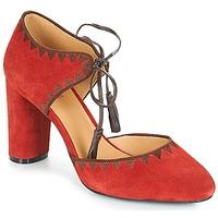 Παπούτσια Γυναίκα Γόβες André ALLEGRA Red