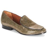 Παπούτσια Γυναίκα Μοκασσίνια André BOLINIA Gold