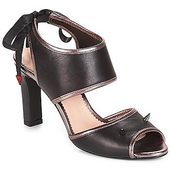 Παπούτσια Γυναίκα Σανδάλια / Πέδιλα André NEVERLAND Black