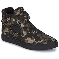 Παπούτσια Γυναίκα Ψηλά Sneakers André SKATE Black