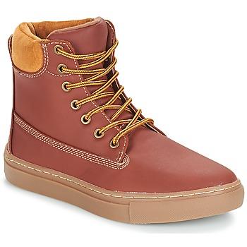 d5010ace1e Παπούτσια Γυναίκα Μπότες André HUSSARD Brown