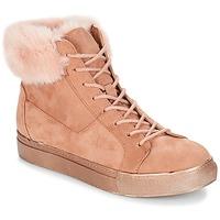 Παπούτσια Γυναίκα Ψηλά Sneakers André ILDA Ροζ