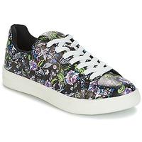 Παπούτσια Γυναίκα Χαμηλά Sneakers André FLOWER Black